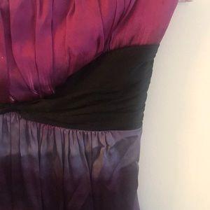 bebe Dresses - Strapless dress